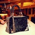 2016 mulheres mensageiro sacos de estilistas da marca saco de leopardo ombro mulheres Crossbody bolsas m06-113