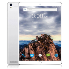 Free Shipping Honorable 10.1 inch 4G LTE FDD Phone tablet PC 10 Core RAM 4GB ROM 128GB 1920*1200 IPS Dual SIM card tablets pcs