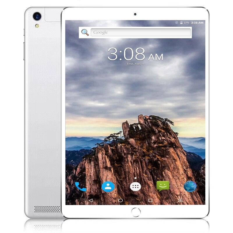 Livraison Gratuite Honorable 10.1 pouce 4g LTE FDD Téléphone tablet PC 10 Core RAM 4 gb ROM 128 gb 1920*1200 IPS Double SIM carte comprimés pcs