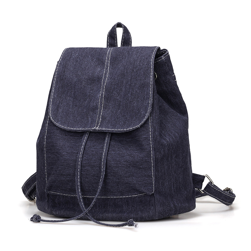 ocasional bolsa pacote de mochila Main Material : High Quality Canvas Backpack Sac a Main