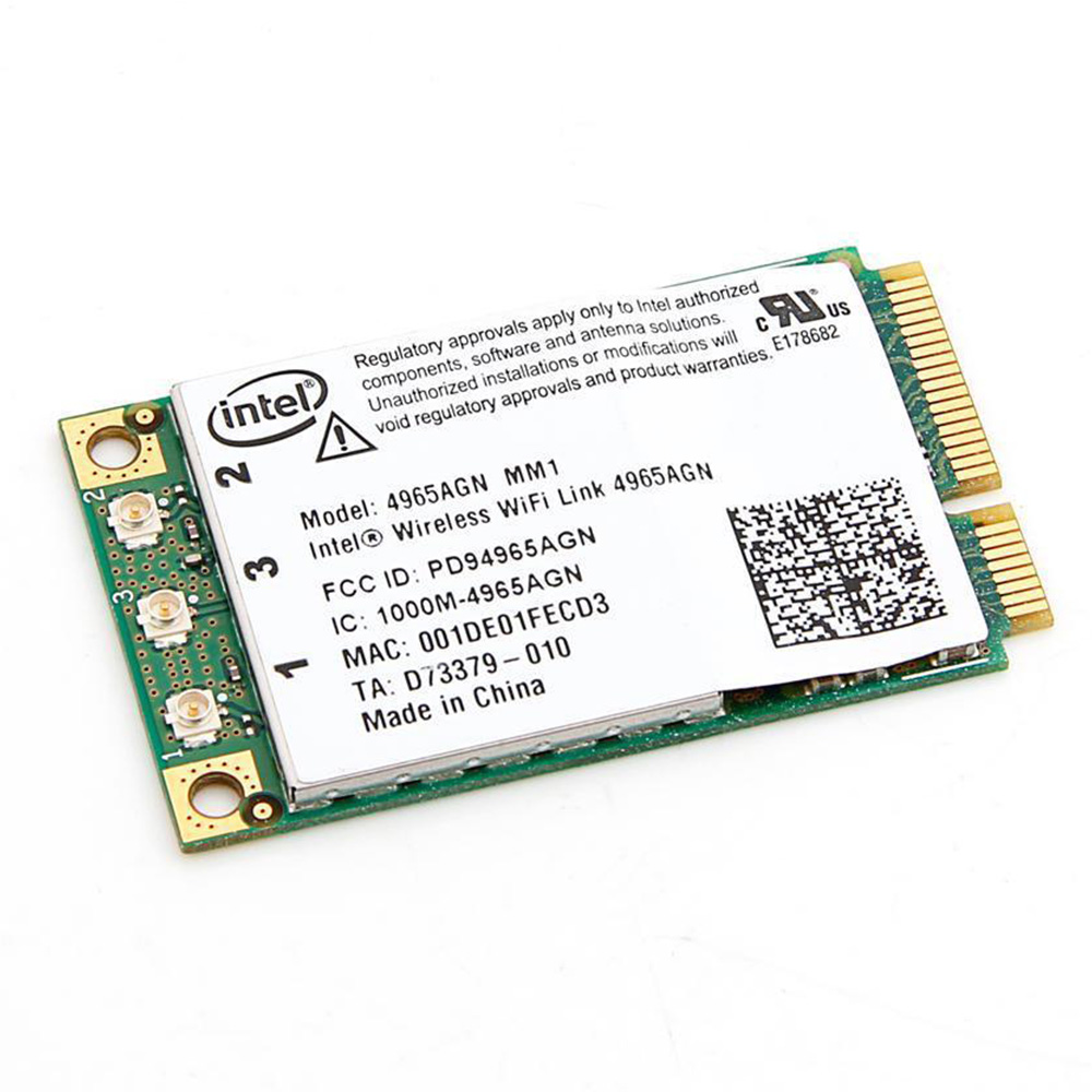 INTEL WIRELESS WIFI LINK 4965AGN PCI WINDOWS 8.1 DRIVERS DOWNLOAD