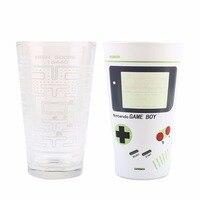 צבע שינוי כוסות זכוכית ספלי תה באר מכונת משחק אור ירוק כוס משרד כוס חלב קפה Drinkware ספל מים עמיד