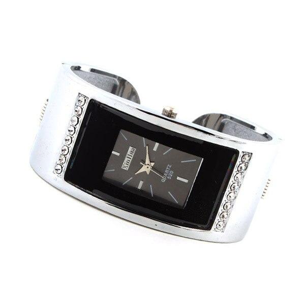 Aliexpress explosion H South Korea Fashion Square color Diamond Ladies Watch Bracelet Watch aliexpress v