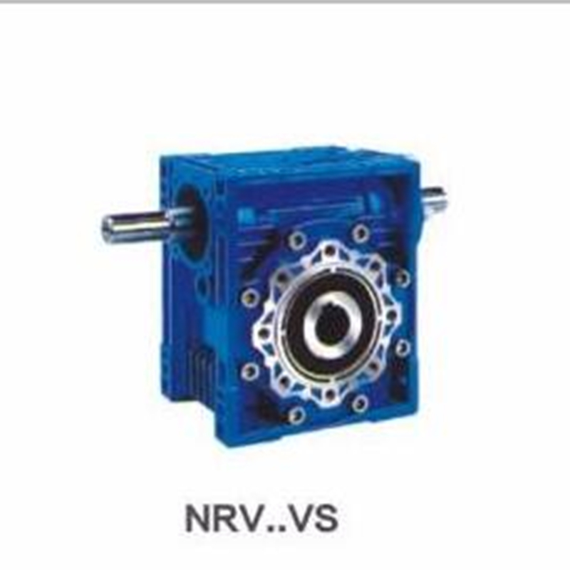 NRV030VS Worm Gearbox Speed Reducer Ratio 50:1 Reducer Matched With NEMA23 Servo/Stepper Motor Promotional цена 2017