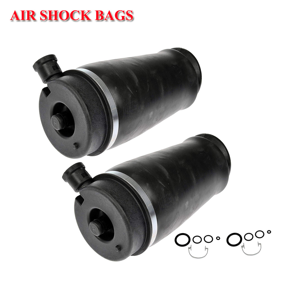 ONE Pair Rear Suspension Air Springs Case For Ford Expedition Car parts1997 2002 (2 Wheel drive)  Air Suspension Spring Bag Shock Absorber& Struts Automobiles & Motorcycles - title=