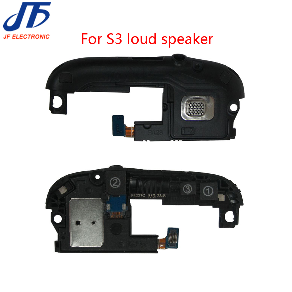 30pcs/lot Black and White Loudspeaker Loud Speaker Buzzer Ringer Speaker Flex Cable For Samsung Galaxy S3 i9300 i9305