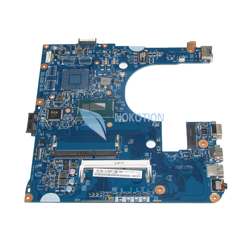 NOKOTION 48 4YP21 031 NBMGF11003 NB MGF11 003 Laptop Motherboard For font b Acer b font