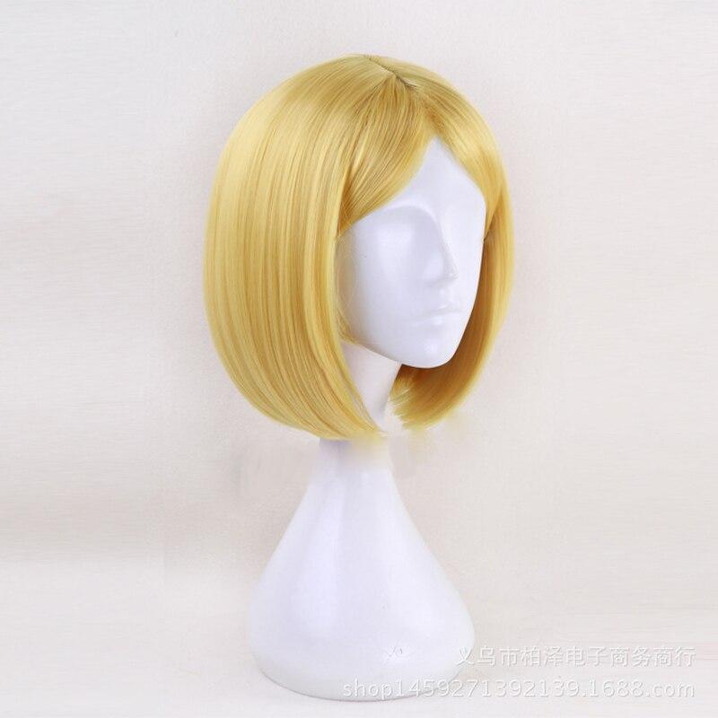 35cm-Short-BOB-Synthetic-Hair-Land-of-the-Lustrous-Yellow-Diamond-Cosplay-Wig-Heat-Resistance-Fiber(1)