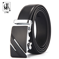 2016 Famous Brand Belt Men Top Quality Genuine Luxury Leather Belts For Men Strap Male Metal