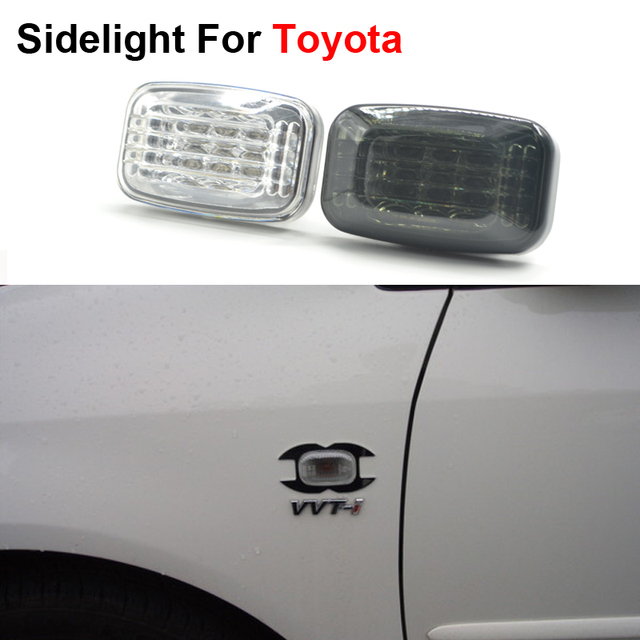 Aliexpresscom  Buy  LED Car Styling Side Turn Signals For - Car signals