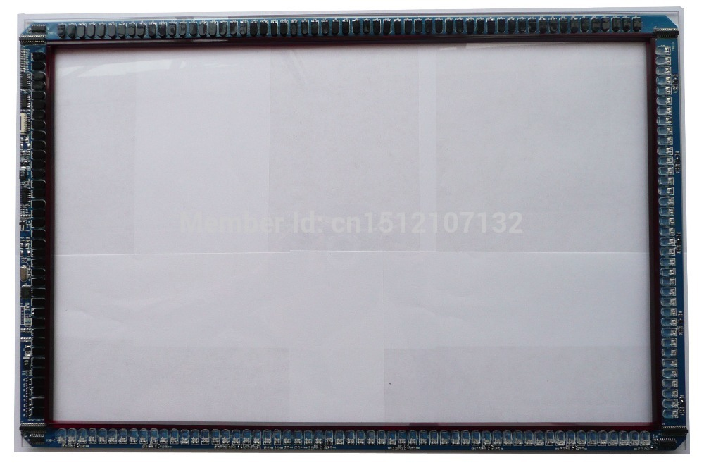 42 inch 10 points multi touch screen overlay kit for font b all b font font