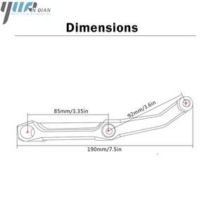 Image 5 - Amortisseur de direction linéaire inversé