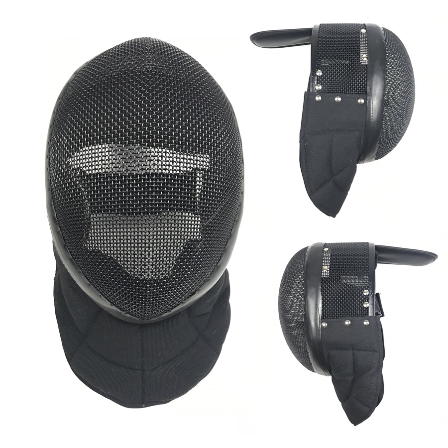 Coach mask FIE 1600N Coach mask HEMA mask with detachable and washable lining new safe strap