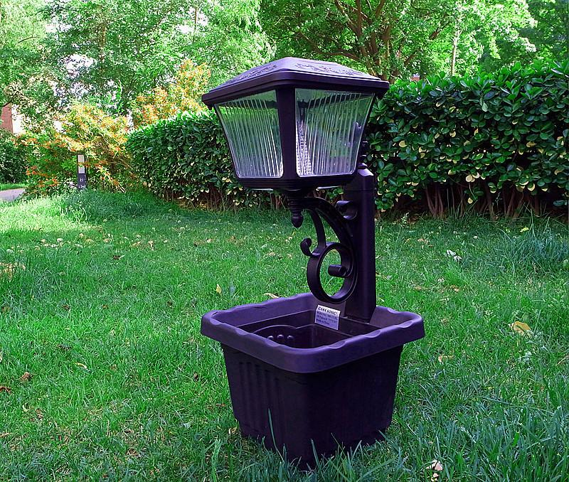 Led solar lawn light home decorative garden light outdoor waterproof luminaria solar patio - Decorative garden lights ...
