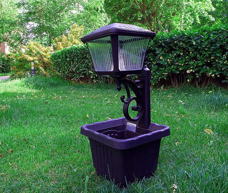 Solaire jardin pots achetez des lots petit prix solaire for Plante decorative exterieure