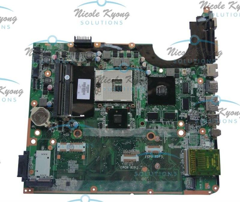 100% fonctionnement 600863-001 carte mère non intégrée pour HP PAVILION DV7 DV7T DV7-3000