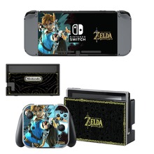 The Legend of  Zelda Sticker for NintendoSwitch Sticker Skin for Nintendo Nintendo Switch NS Console and Joy-Con Controller Vinyl