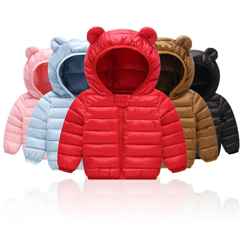 038fa0feb Boys jacket winter coat childrens outerwear winter style baby boys ...