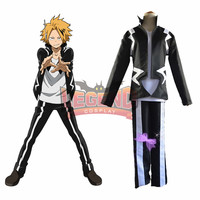 Anime My Hero Academia boku no hero academia Denki Kaminari cosplay costume custom made
