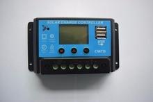 Solar Controller 10A 12V 24V for Solar panel solar module solar cell DIY solar kits of