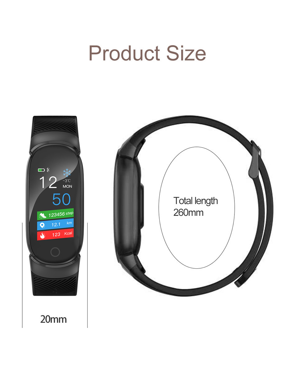 BANGWEI Women Sport Smart Watch Men LED Waterproof SmartWatch Heart Rate Blood Pressure Pedometer Watch Clock For Android iOS 15