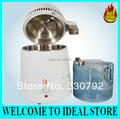 Distilled water machine with Stainless steel blind cover/Portable electric pure dental water distiller + 1 pc seal ring