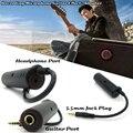 Рог Бас Гитарный Усилитель Эффект 3.5 мм Мультимедиа Микрофон Гитара Эффекты Адаптер Для iPad iPod Touch iPhone Система Рок