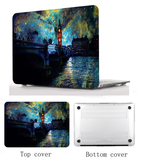 Color Bless Pro Case for MacBook