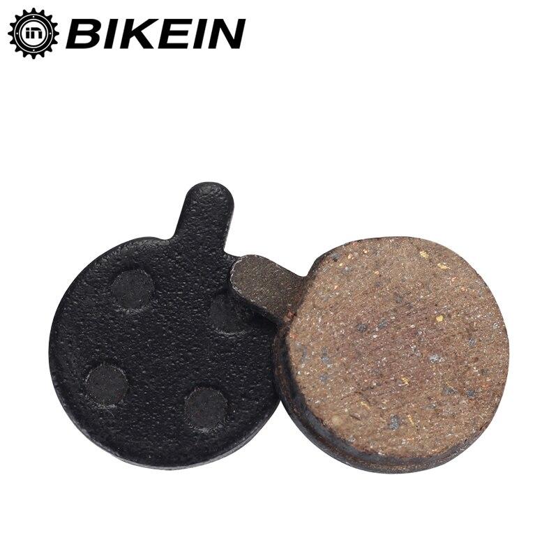 4 PRS Semi Metallic bicycle DISC BRAKE PADS FOR ZOOM Mechanical Disc Brake