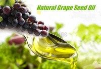 חומר גלם סבון טבעי בעבודת יד DIY זרעי ענבים לחץ קר שמן זרעי ענבים חיוני ארומתרפיה לחות 200 ml