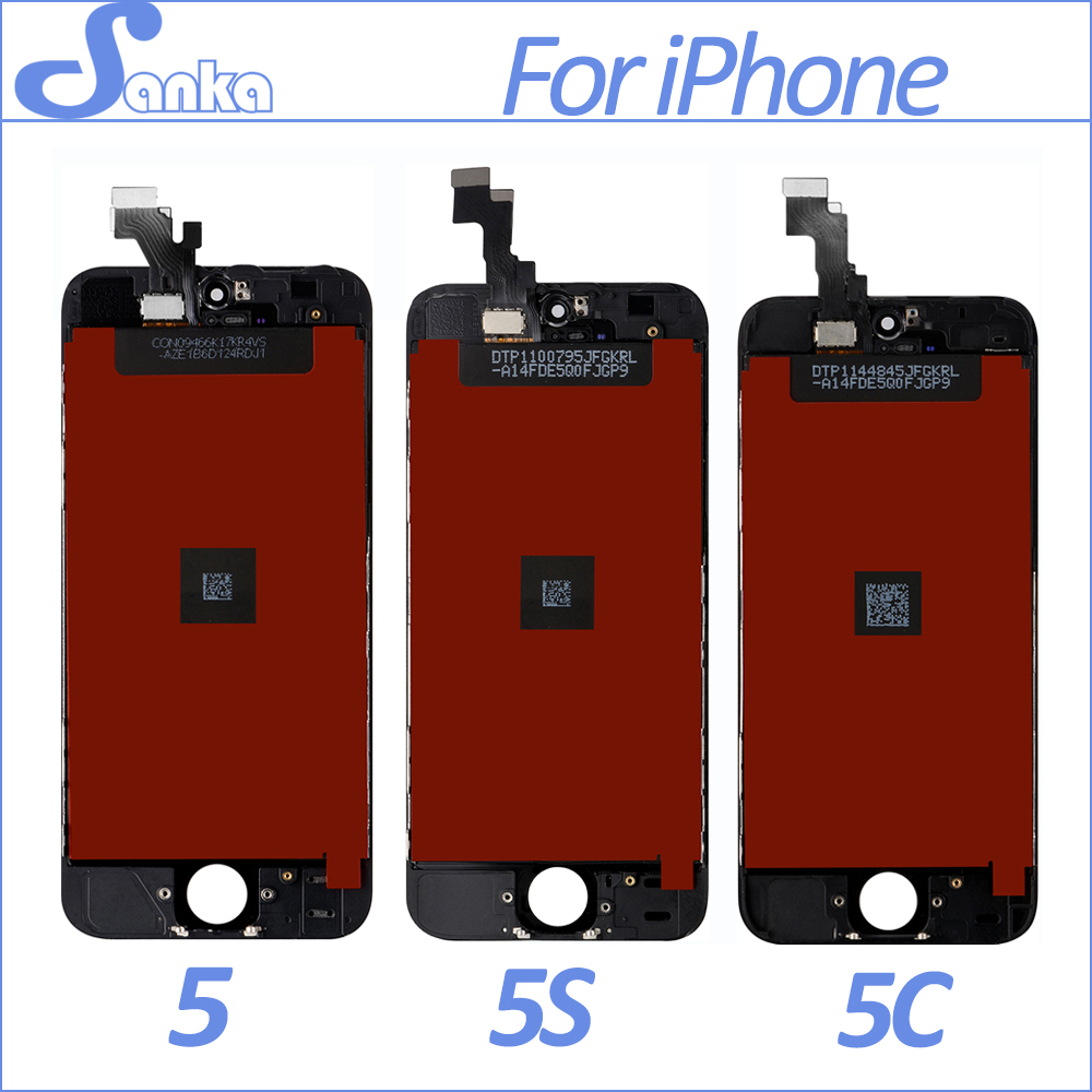 is the iphone 5c and 5s the same size sanka for iphone 5s 5c 5 lcd screen display touch screen 21444