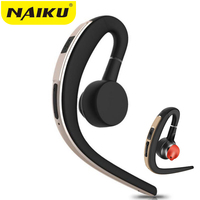 NAIKU Bluetooth Earphone Sport Bluetooth Headset Wireless Music Earbuds Handsfree With Microphone Headphone For Phone Iphone