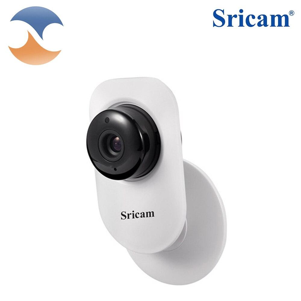 imágenes para Genuino sricam sp009b 720 p h.264 wifi 1.0 megapíxeles ranura tf inalámbrica por infrarrojos ir-cut visión nocturna de seguridad cámara ip