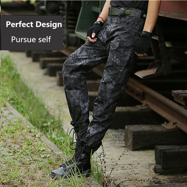 Brand New Casual Active Military Tactical Pants