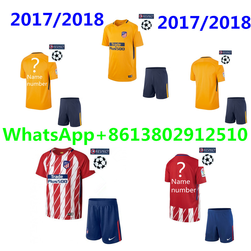 reputable site d12bd 6b3af coupon code for atletico madrid shirt antoine griezmann 7 ...