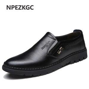 NPEZKGC Handmade Genuine Leath