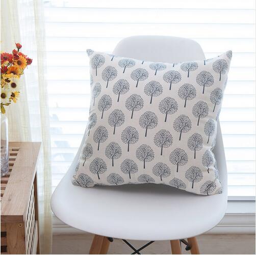 60cm Modern Decorative Pillow Covers