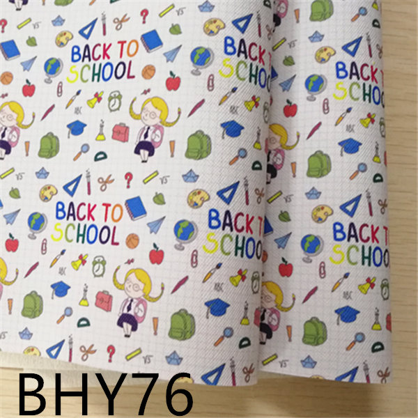 22cm*30cm Synthetic Leather Swan Mermaid Printed Faux Synthetic Leather Fabric Back To School Diy Knotbow Crafts Materials Moderate Cost Home & Garden Apparel Sewing & Fabric
