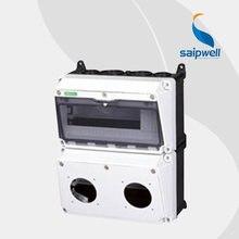 2015 new CSD-1602 plastic distribution box combination socket distribution box