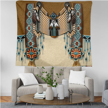 Bear Totem/Native Indian 3D Printing Tapestrying  Rectangular Home Decor Wall Hanging New style 3