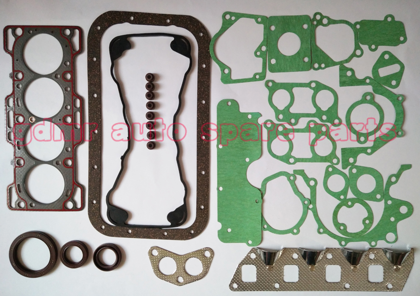 Engine rebuilding kits F10A gasket kit 11400 77850 for suzuki SJ410 Sierra Jimny Samurai Supper carry