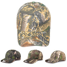 Camouflage Hunting Caps Casual Summer Beach Baseball Cap Outdoor Sport Snapback Hiking Hat Tactical Military Camo Cap For Men