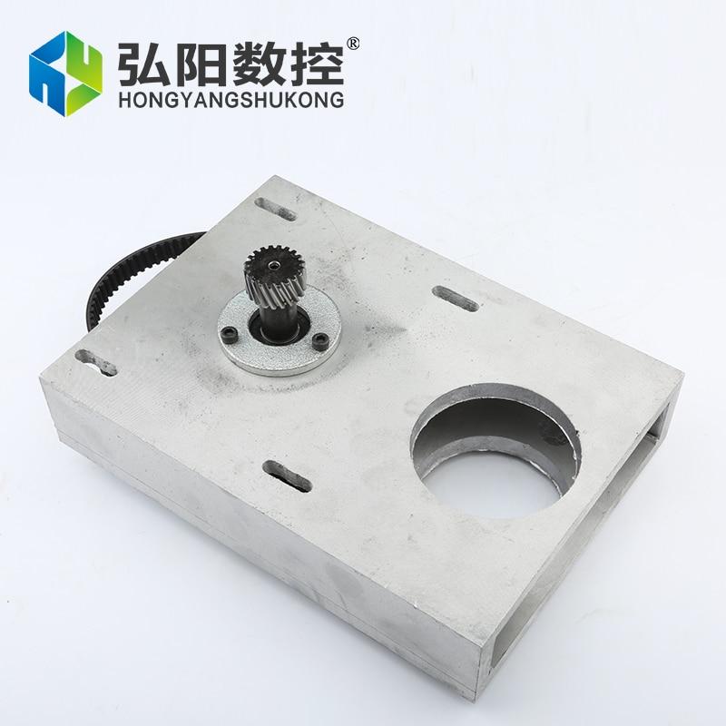 Caja de engranajes de 1.25M con piñón de correa Accesorios de - Piezas para maquinas de carpinteria - foto 3