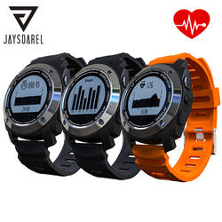 JAYSDAREL S928 Heart Rate Monitor GPS Smart Watch Air Pressure Environment Temperature Height Smart Wristwatch for Android iOS