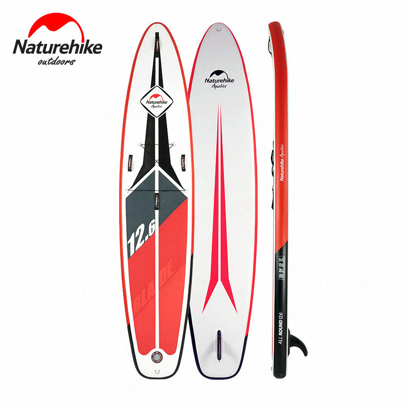Naturehike водные виды спорта плавник для доски для серфинга Waveboard пляж SUP надувная доска для серфинга Professional водные лыжи доска NH17B011 C