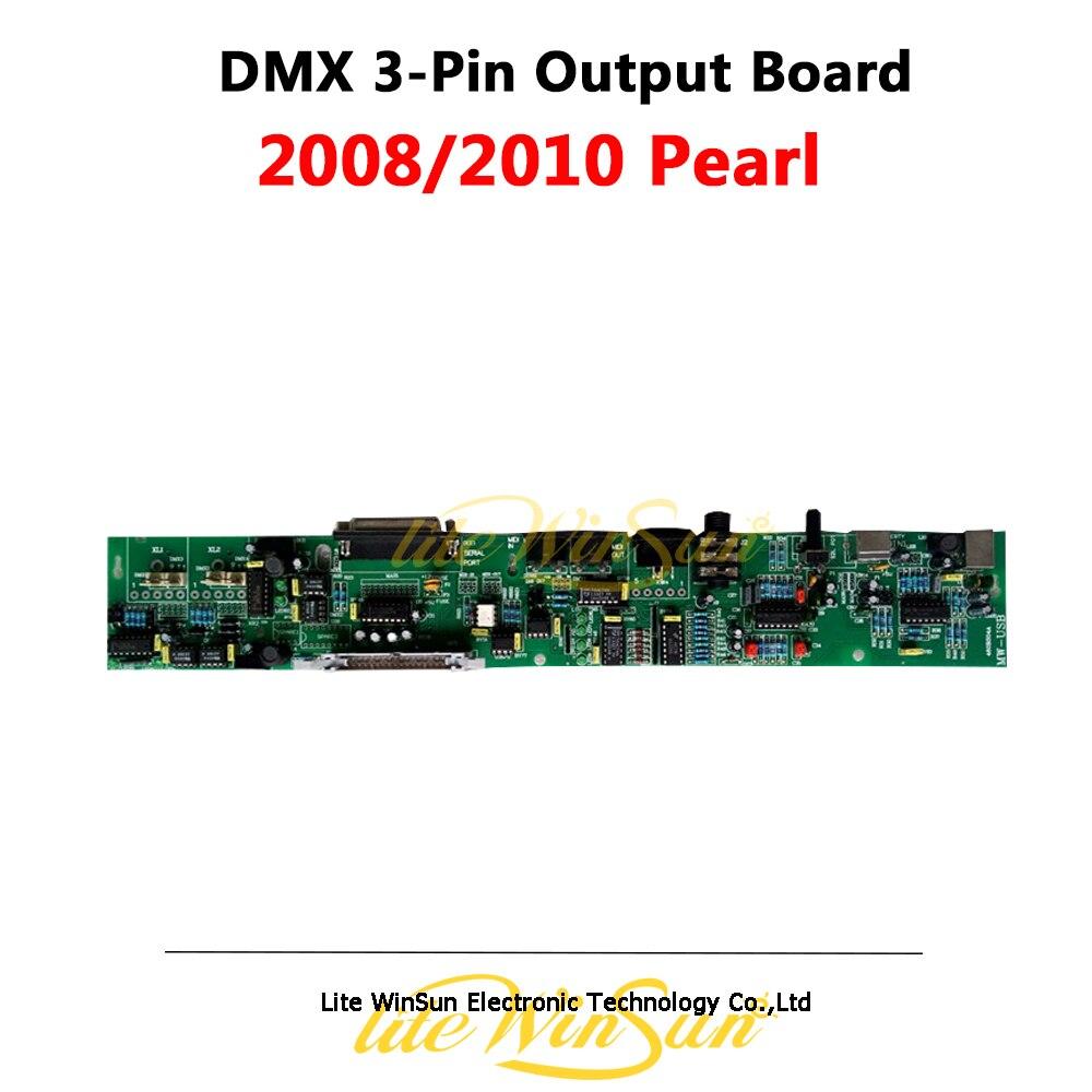 Litewinsune NEW 3-Pin DMX Signal Output Board 2008/2010 Pearl DMX ControllerLitewinsune NEW 3-Pin DMX Signal Output Board 2008/2010 Pearl DMX Controller