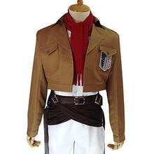 Attack on Titan Mikasa Ackerman Survey Corp Uniform