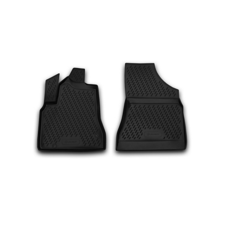 Mats in the salon For CITROEN Berlingo B9 2008->, 2 PCs (polyurethane) коврики в салон citroen berlingo b9 2008