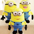 25cm 3D Minion Toys Despicable Me Minion Plush Toys Kids Minions Stuffed Dolls Jorge Dave Kids Plush Dolls Christmas Gift TY28