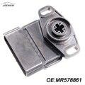 NOVA Auto Parts Sensor de Posição Do Acelerador Sensor TPS 8 Pinos Para Mitsubishi Outlander OEM MR578861